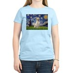 Starry - Yellow Lab 7 Women's Light T-Shirt