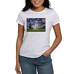 Starry - Yellow Lab 7 Women's T-Shirt