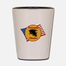Tornado Chaser Shot Glass