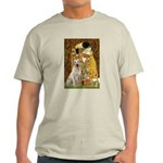The Kiss-Yellow Lab Light T-Shirt