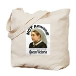 Queen Victoria Tote Bag