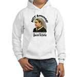Queen Victoria Hooded Sweatshirt