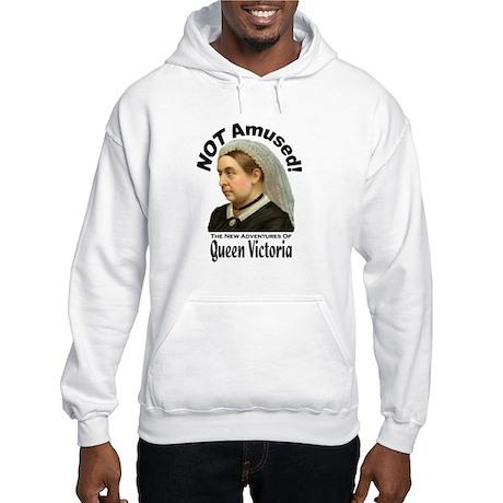 Queen Victoria Hooded Sweatshirt