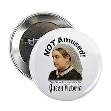 "Queen Victoria 2.25"" Button (10 pack)"