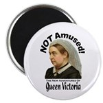 "Queen Victoria 2.25"" Magnet (100 pack)"