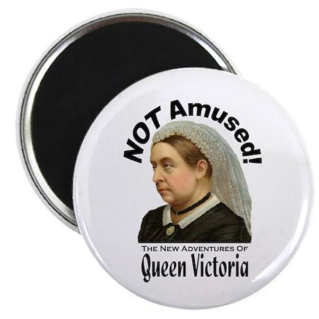 """Queen Victoria 2.25"""" Magnet (10 pack)"""