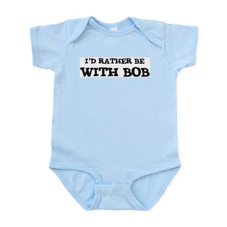 With Bob Infant Creeper