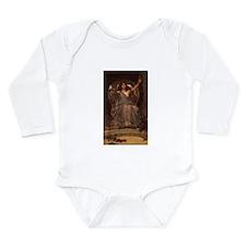 Artzsake Long Sleeve Infant Bodysuit