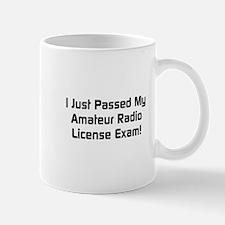I Just Passed Mug