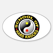 GRADUATED Sticker (Oval)