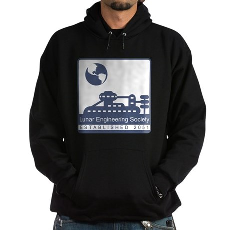 Lunar Engineering Hoodie (dark)