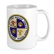 USS Long Beach CGN 9 Mug