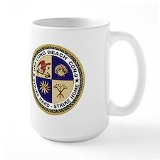 USS Long Beach CGN 9 Mug