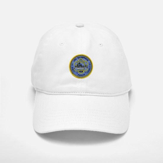 USS Bainbridge CGN 25 Baseball Baseball Cap