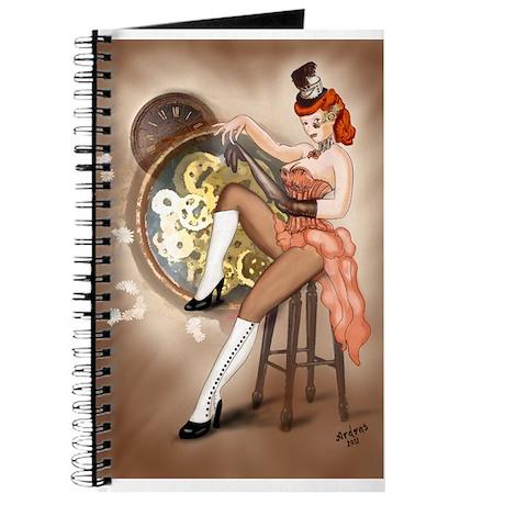 Steampunk Sally Journal