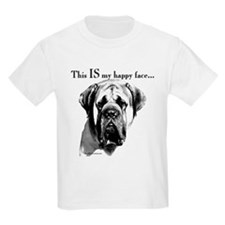 Mastiff 137 Kids T-Shirt