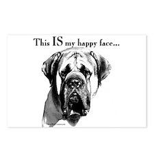 Mastiff 137 Postcards (Package of 8)