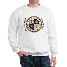 USS California CGN 36 Decomm Sweatshirt
