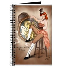 Steampunk Sally w/Title Journal