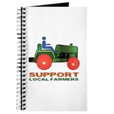 Farm Tractor Journal