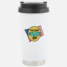 Ham Radio QRP Stainless Steel Travel Mug
