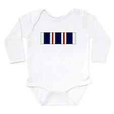 "CAP ""Find"" Ribbon Long Sleeve Infant Bodysuit"