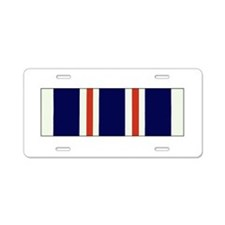 "CAP ""Find"" Ribbon Aluminum License Plate"