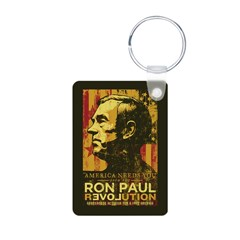 Ron Paul Keychains