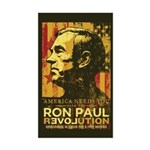 Ron Paul Sticker (Rectangle)