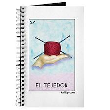 El Tejedor [for guy knitters] Journal