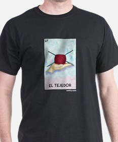 El Tejedor [for guy knitters] T-Shirt