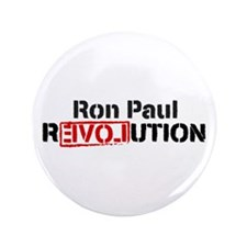 "Ron Paul Revolution 3.5"" Button"