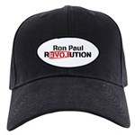 Ron Paul Revolution Black Cap
