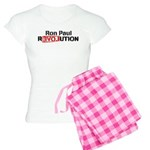 Ron Paul Revolution Women's Light Pajamas