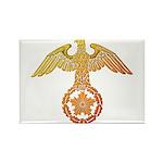 kyokujitu Rectangle Magnet (100 pack)