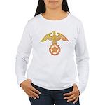 kyokujitu Women's Long Sleeve T-Shirt