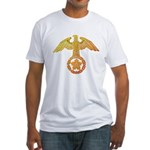 kyokujitu Fitted T-Shirt