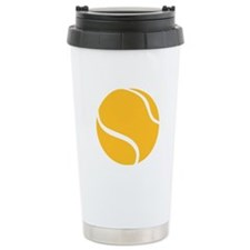 Tennis ball Thermos Mug