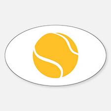 Tennis ball Decal