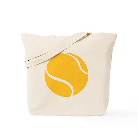 Tennis ball Tote Bag