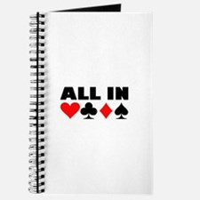 All in poker Journal