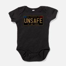 UNSAFE Vintage Plate Body Suit