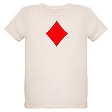Poker diamonds T-Shirt