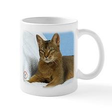 Abyssinian Cat 9Y009D-020 Mug