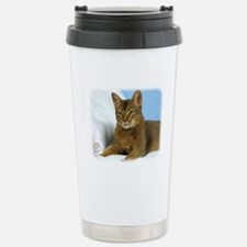Abyssinian Cat 9Y009D-020 Travel Mug