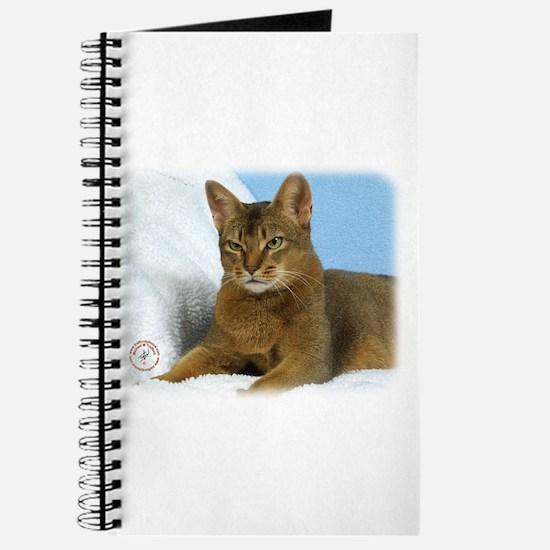 Abyssinian Cat 9Y009D-020 Journal