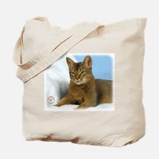 Abyssinian Cat 9Y009D-020 Tote Bag