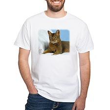 Abyssinian Cat 9Y009D-020 Shirt