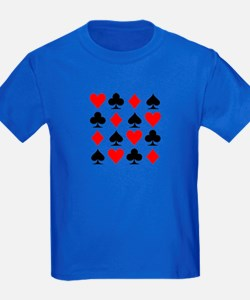 Poker cards T