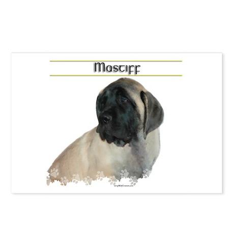 Mastiff 118 Postcards (Package of 8)